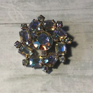 Opalescent Brooch